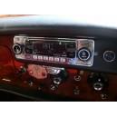 Radio moderna estilo retro