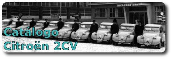 Todo para su Citroën 2CV