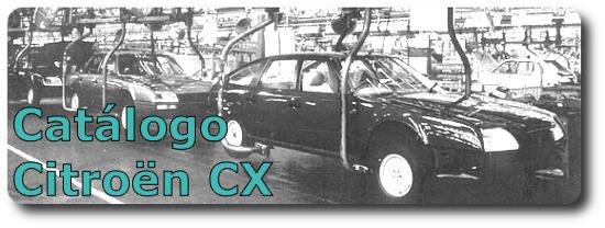Catálogo Citroën CX