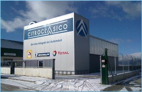 Taller Citroclasico S.L.